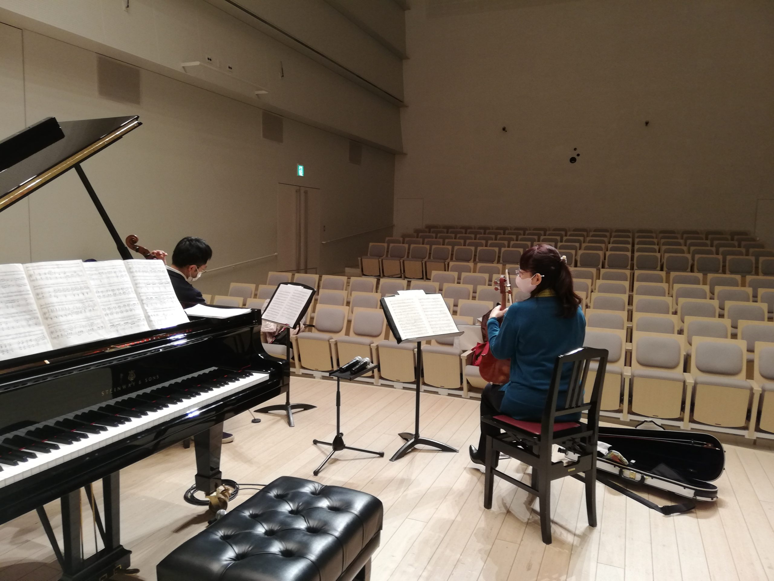 Rehearsal picture 2