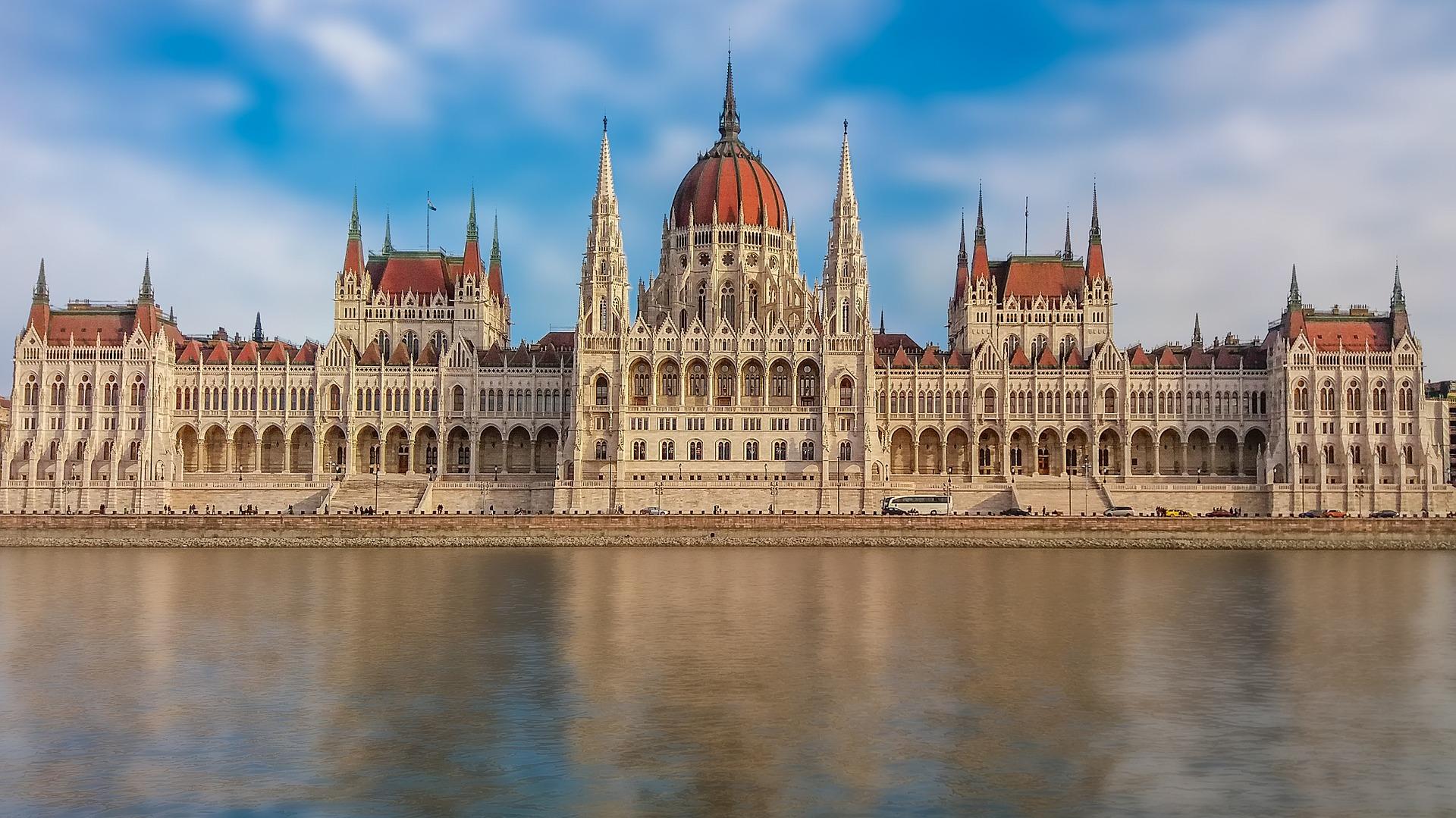 ブダペスト王宮