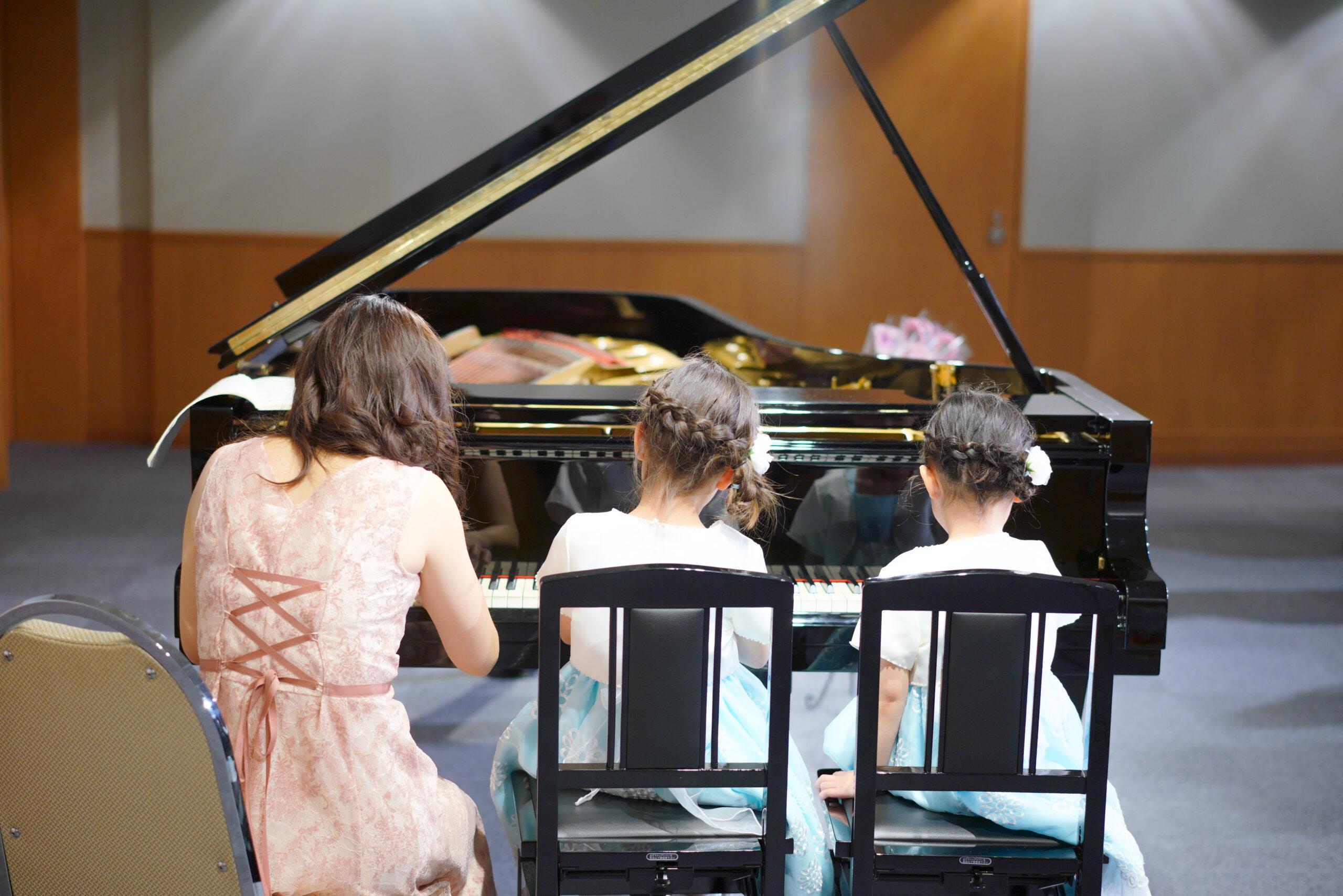 ピアノ教室発表会